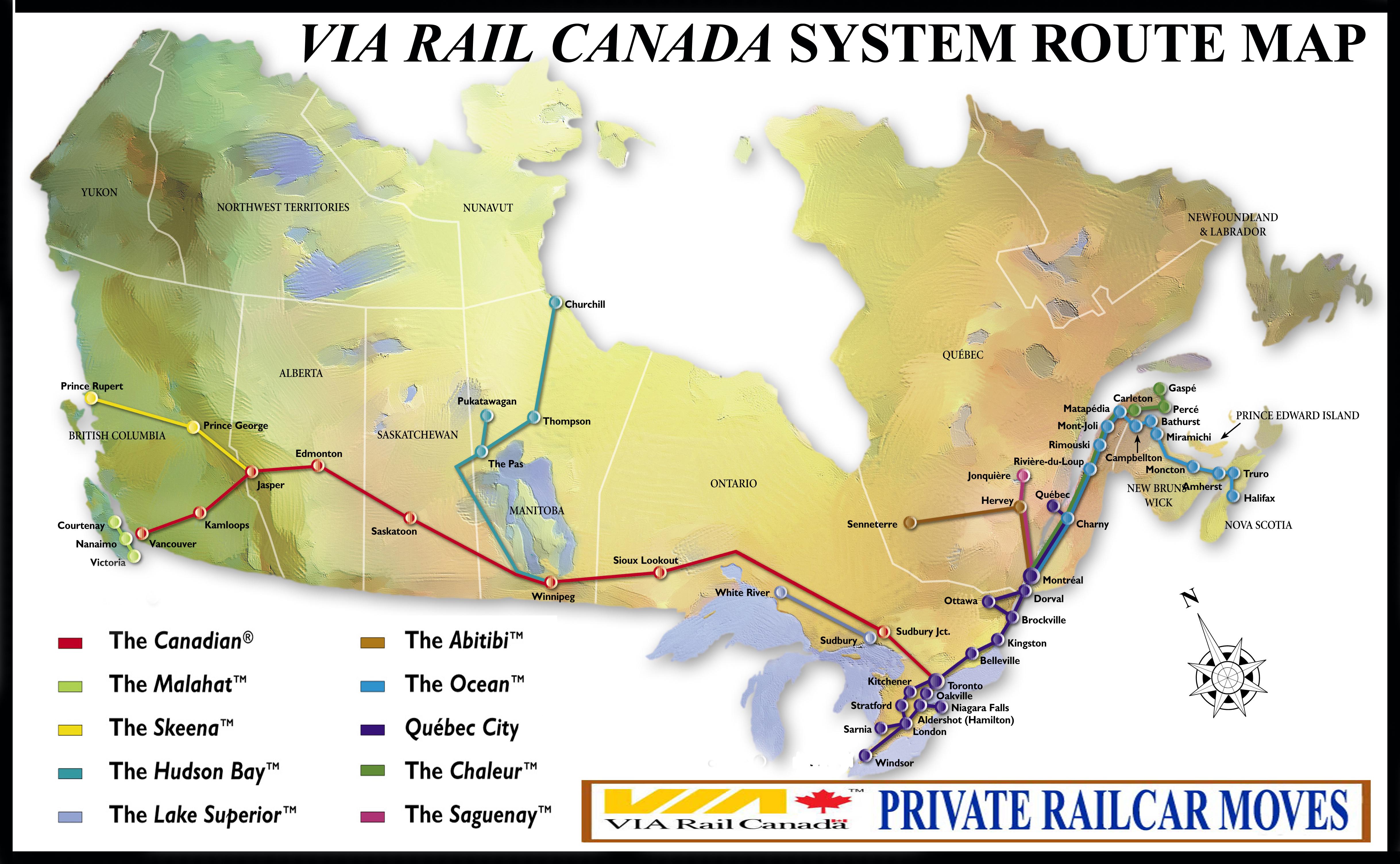 ATDLINES/RAILWAY BUSINESS CAR SERVICES-RAILWAY CITY/VIA RAIL ... on new jersey transit map, csx transportation, gare centrale, metra train chicago map, montana rail link map, rail network map, class i railroad, ontario northland railway, canadian national railway company, british airways map, canadian pacific map, newfoundland railway map, canadian pacific railway limited, norfolk southern railway, canadian rail system map, kansas city southern railway, cn rail map, central of georgia map, union station, soo line railroad, amtrak map, metrolink map, canadian national map, hudson bay railway, go transit, tshiuetin rail transportation, go train map, septa map, utah transit authority, union pacific railroad, seaboard coast line map, burlington northern map, bc rail map, penn central map, norfolk southern map, rocky mountaineer,