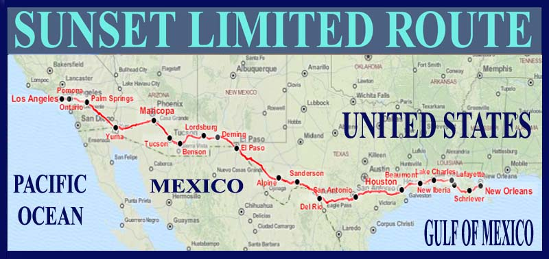 National Train Route Guide And Railway Information