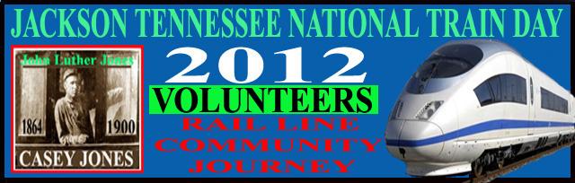 [Volunteers]