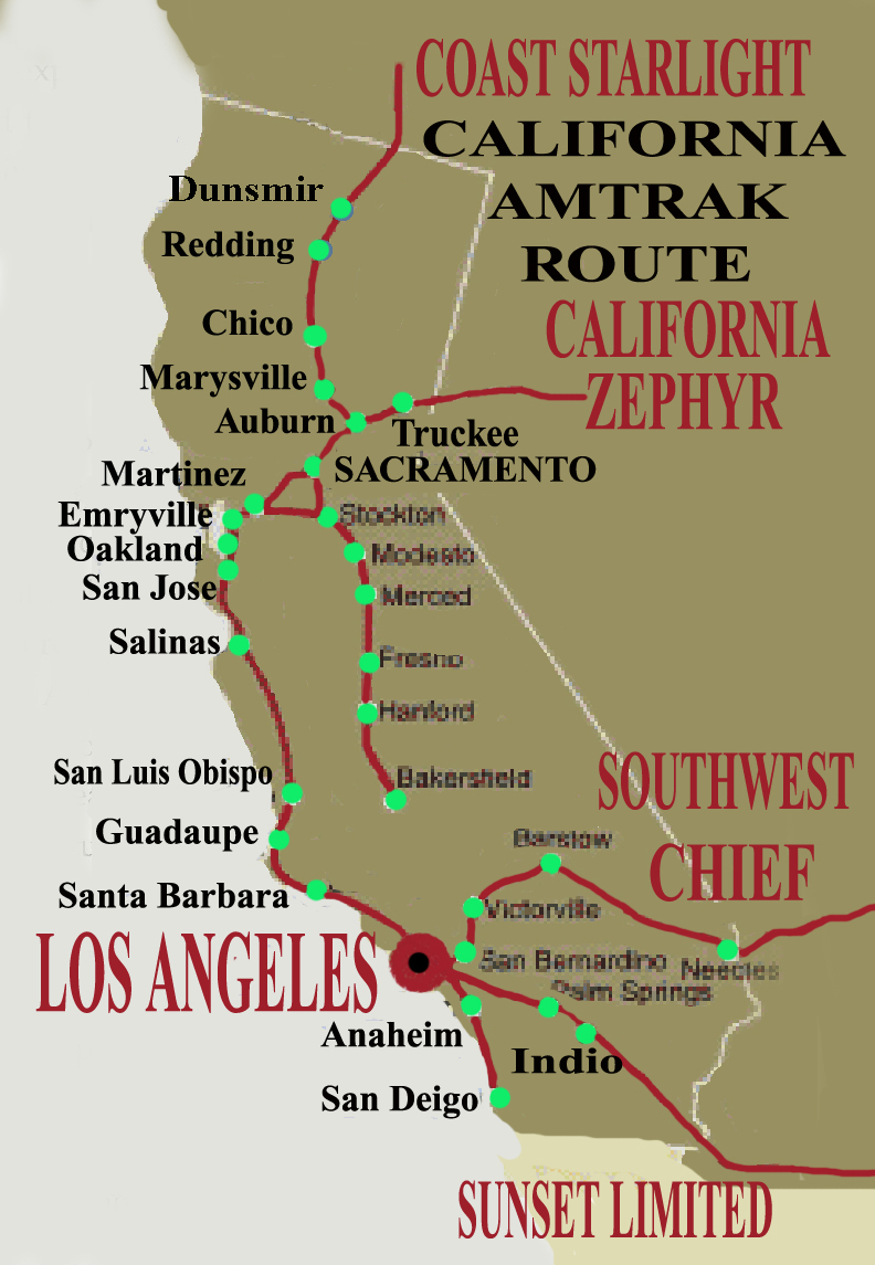 ca-map Map Of Amtrak Stations In California on map of amtrak stations vermont, map of amtrak stations montana, map of amtrak stations kentucky, map of airports in california, map of greyhound stations in california,