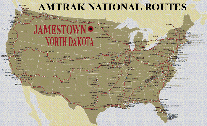 NATIONAL TRAIN DAY 2012Jamestown North Dakota OFFICIAL HOME PAGE