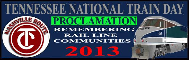 [Proclamation]